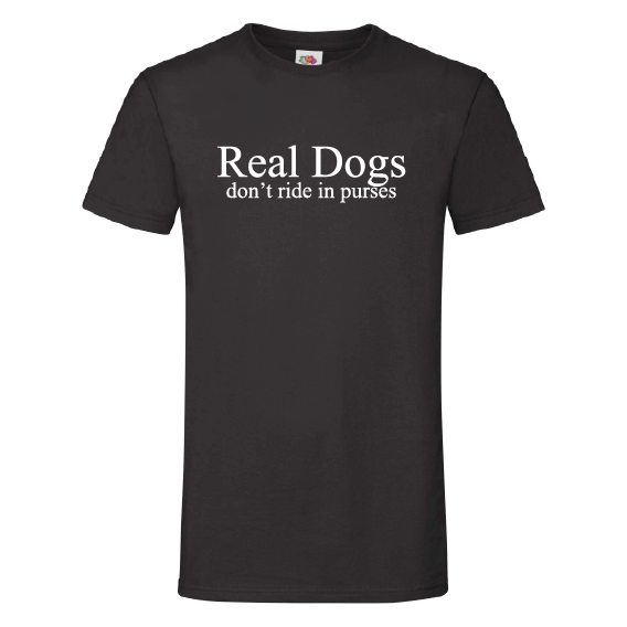 Honden t-shirts | Real dogs