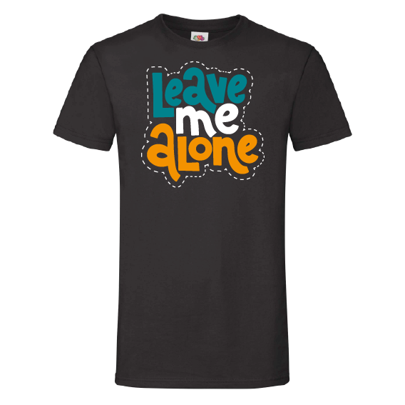Anti-Valentijn t-shirts | Leave me alone