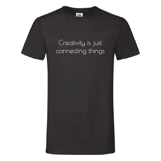 Quote t-shirts | Creativity