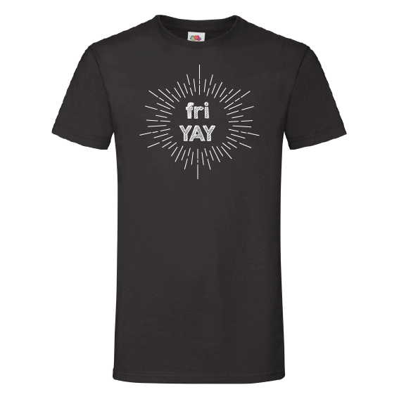 Dagen t-shirts | Fri-Yay