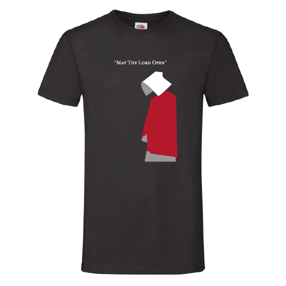 Geek t-shirts HT | May the Lord open