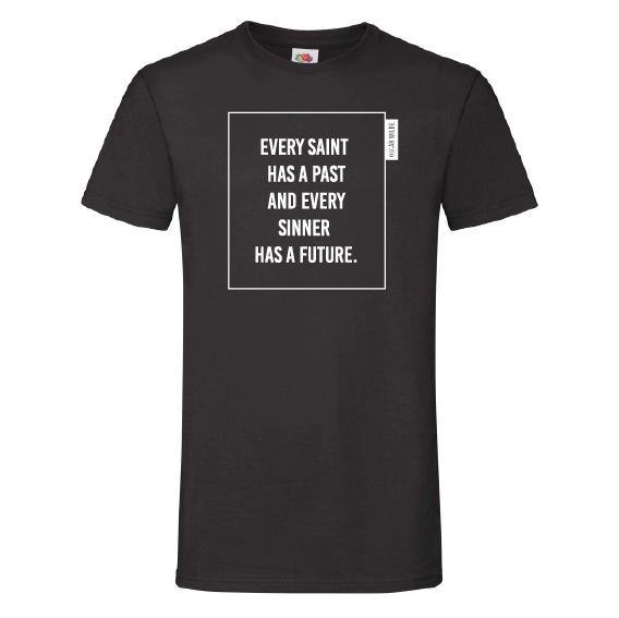 Quote t-shirts | Oscar Wilde