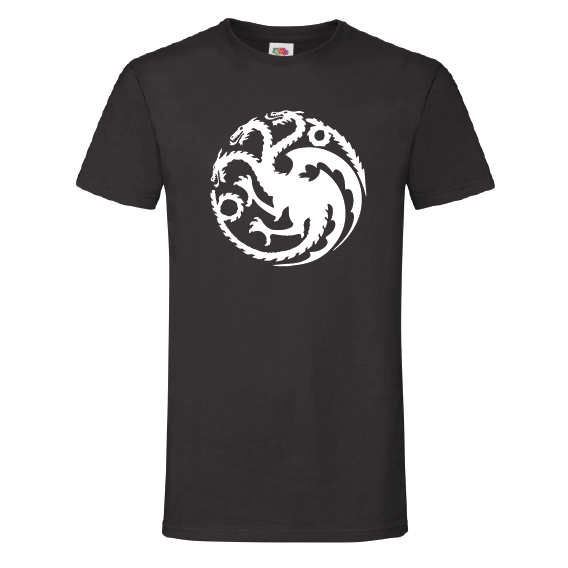 Geek t-shirts GOT | dragons