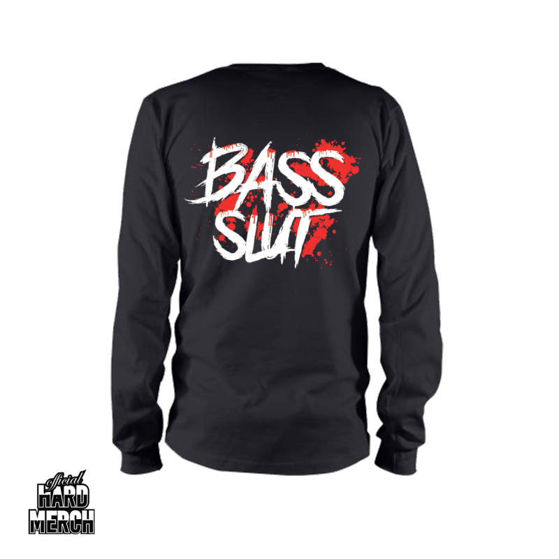 Cryogenic Bass Slut Longsleeve Red
