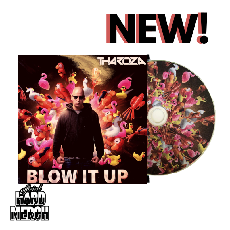 Tharoza - BLOW IT UP CD