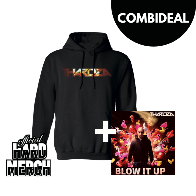 Tharoza - Blow it up Combideal Hoodie
