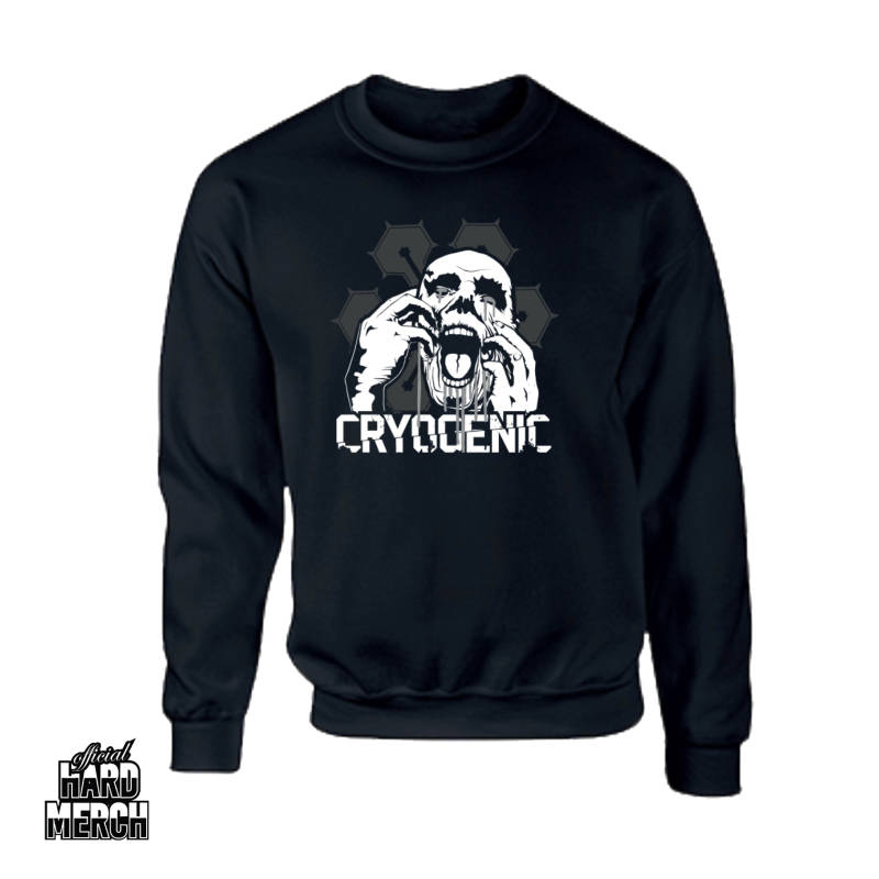 Cryogenic Basic Sweater grey