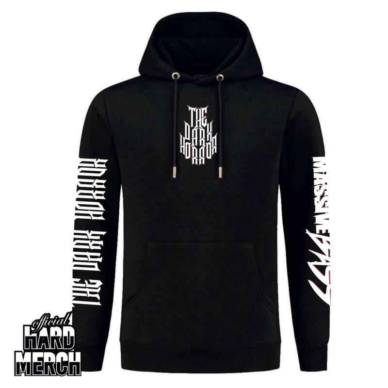 The Dark Horror MASSIVE BASS Hoodie