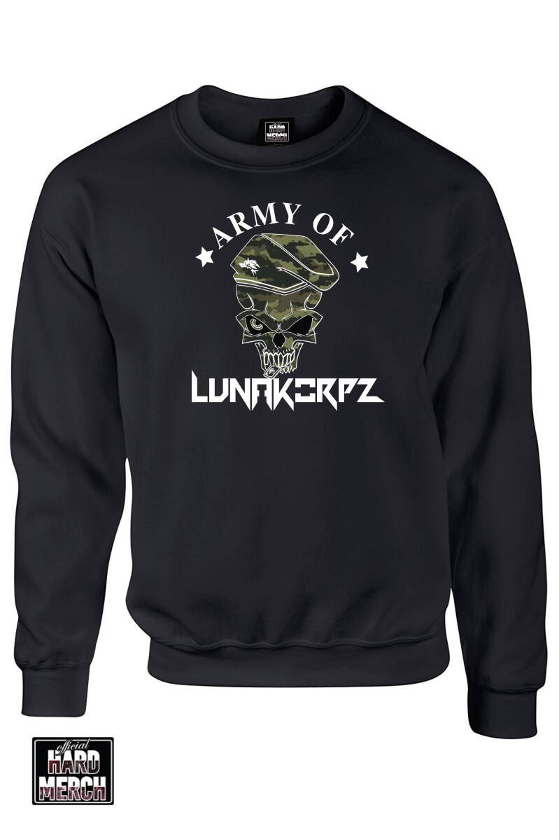 Army of Lunakorpz men sweater