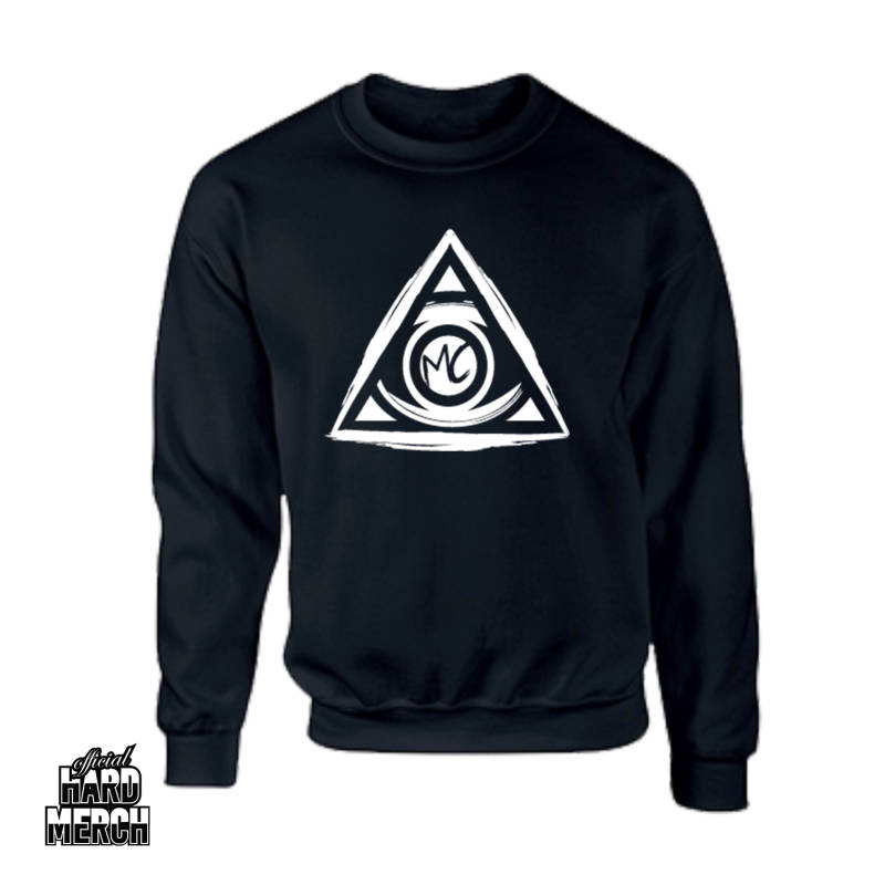 Major Conspiracy All Seeing Eye sweater