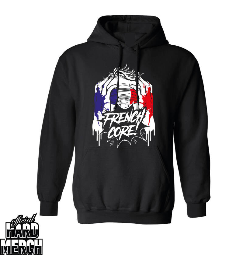 Screaming Frenchcore Hoodie