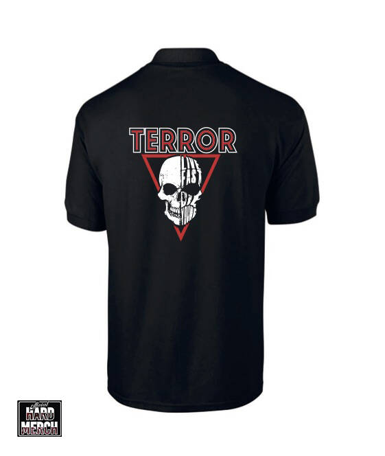 Terror Live Fast Die Young Polo