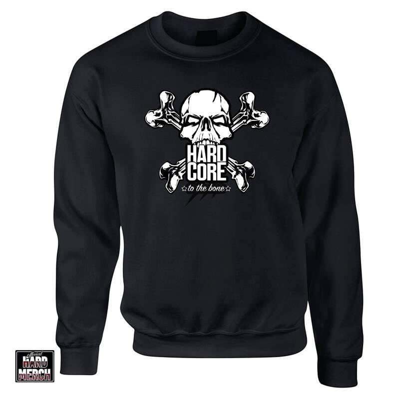 Hardcore to the bone sweater | OHM original