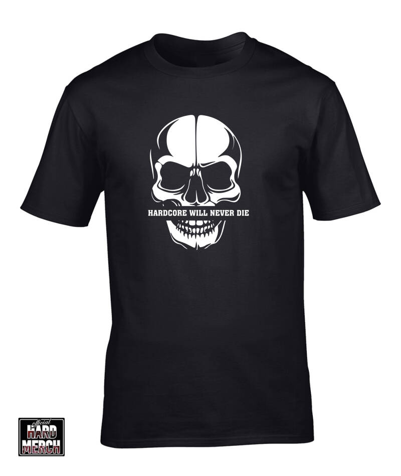Hardcore will never die t-shirt | OHM original
