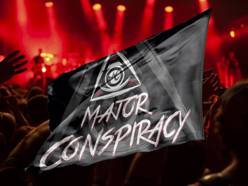 Major Conspiracy Flag