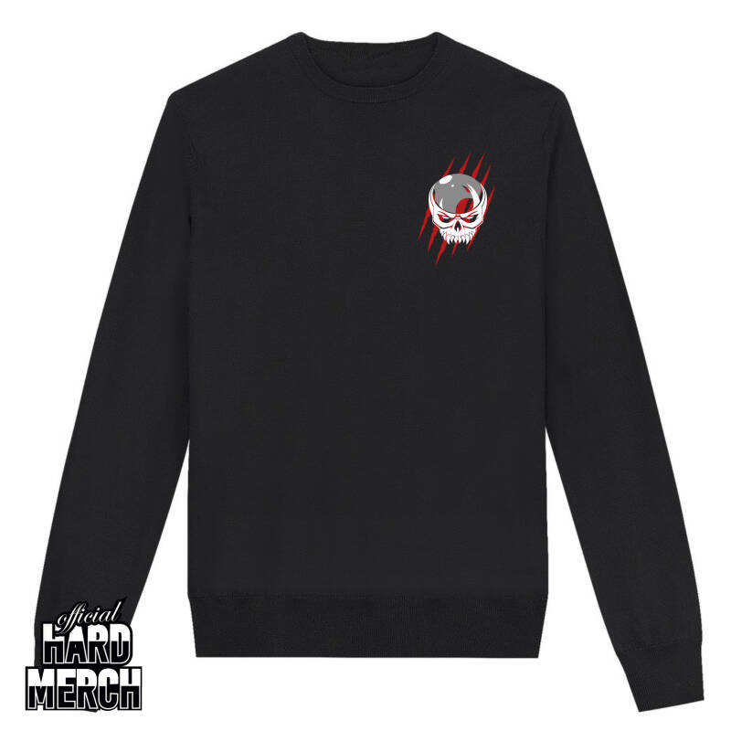 Streiks & Kratchs Primal Fear RED Sweater