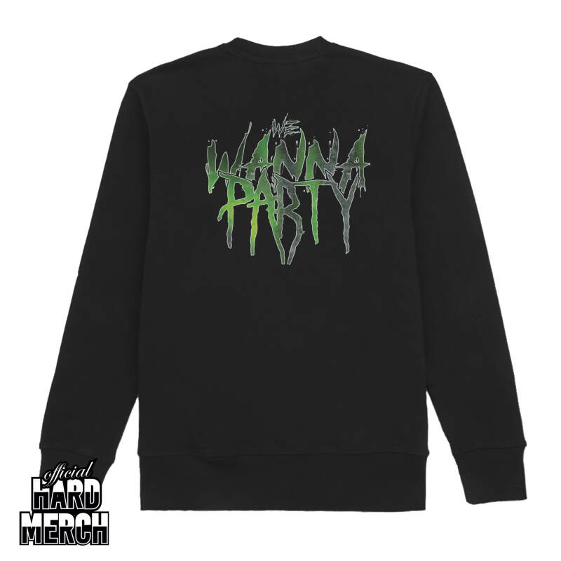 The Dark Horror We Wanna Party Sweater
