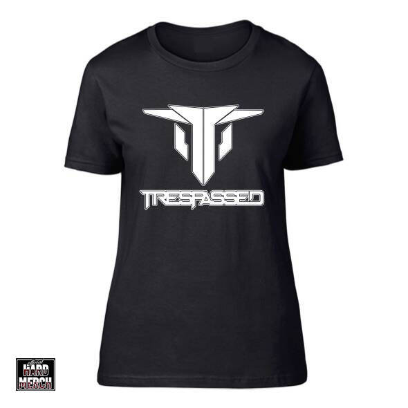 Trespassed ladies t-shirt 103