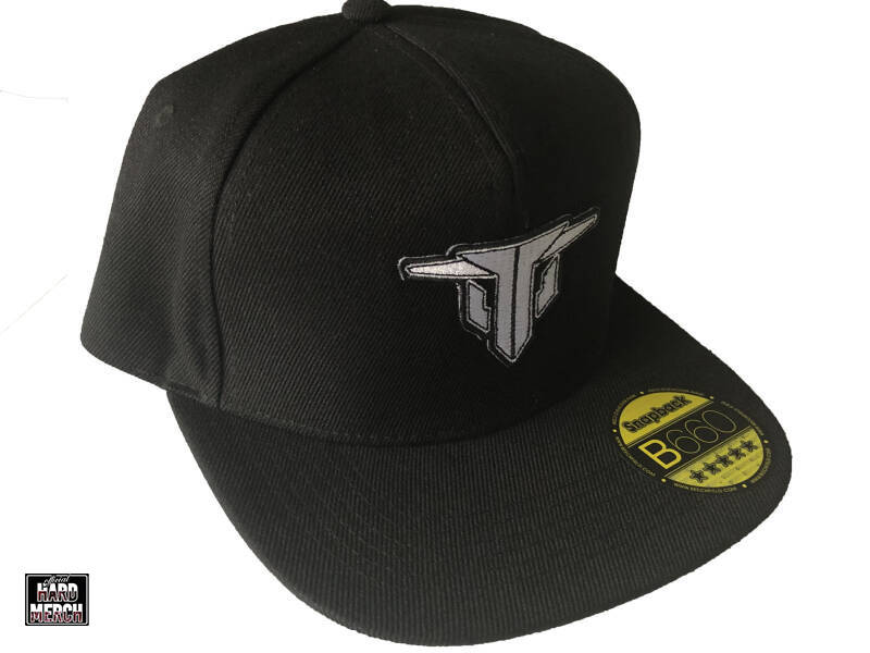 Trespassed Snapback black