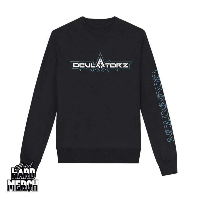 OCULATORZ - BLUE EYE SWEATER
