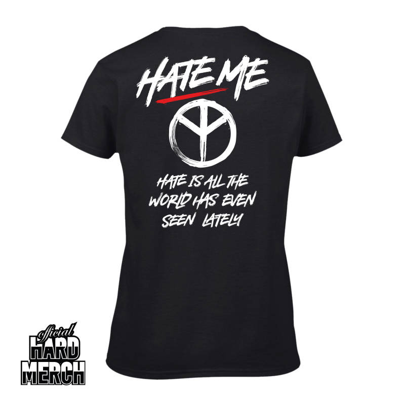 Crypton Hate Me women t-shirt