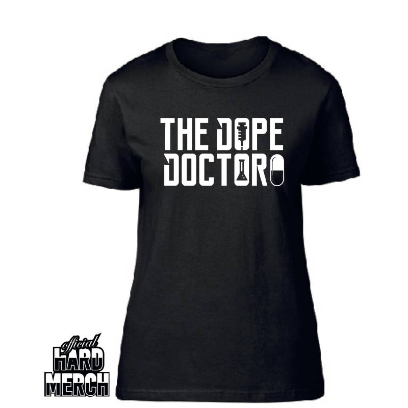 The dope doctor T-shirt  women