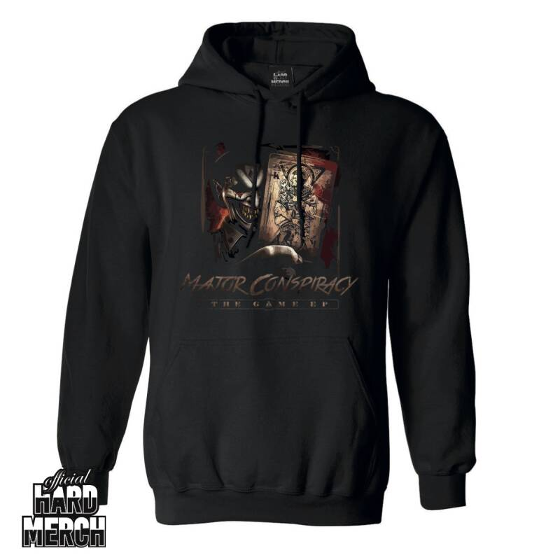 Major Conspiracy The Game Ep Hoodie
