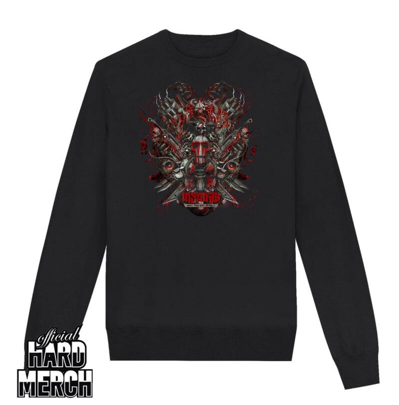 Insanity - Big logo - May you rot in hell - Sweater