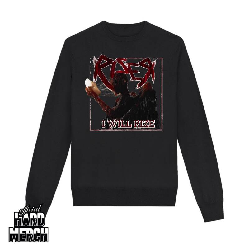 I will rize sweater