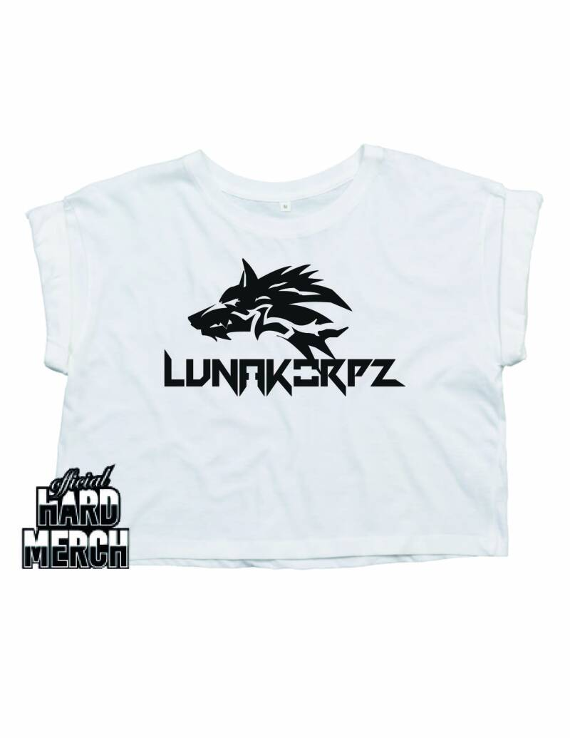 LunaKorpz White Crop top