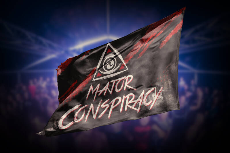 Major Conspiracy Flag 2