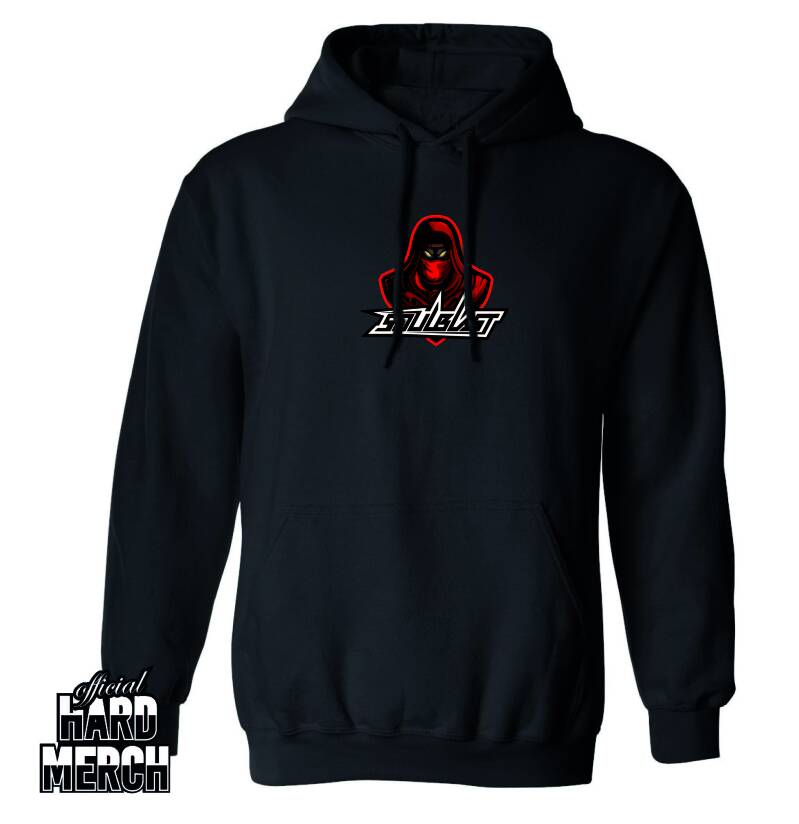 Soulblast Red Headed Hoodie