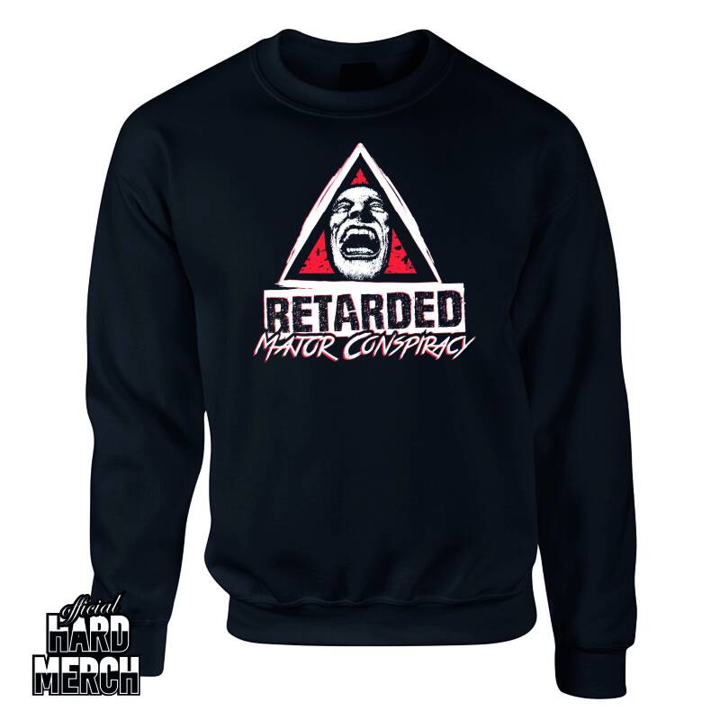 Major Conspiracy Retarded Sweater
