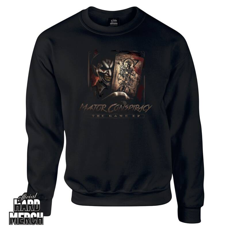 Major Conspiracy The Game Ep Sweater