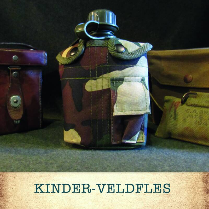 Kinder - Veldfles