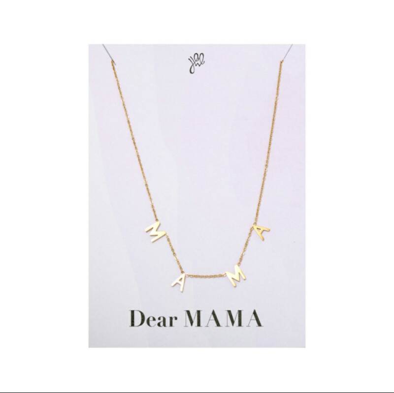 Ketting M A M A
