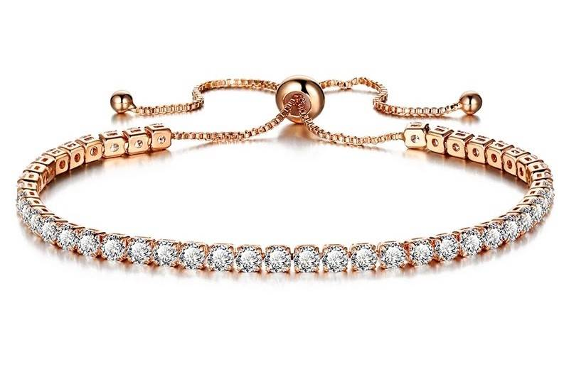 Armband diamonds goud