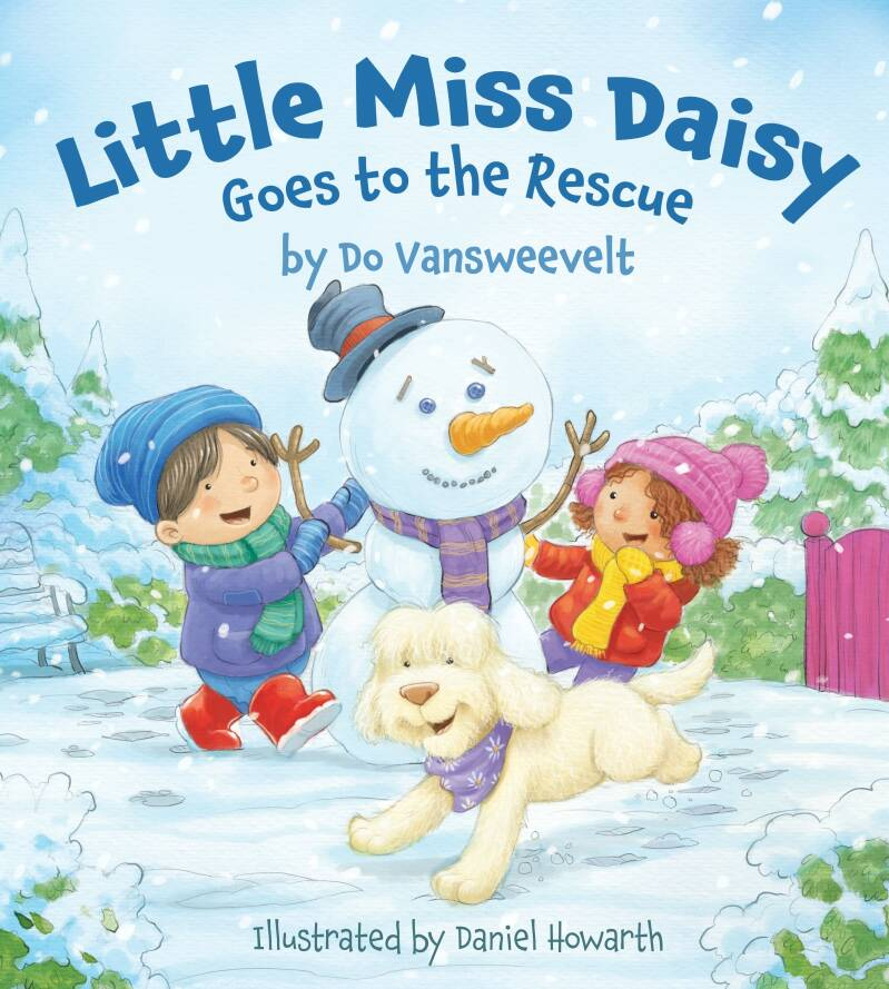 Little Miss Daisy goes to the rescue