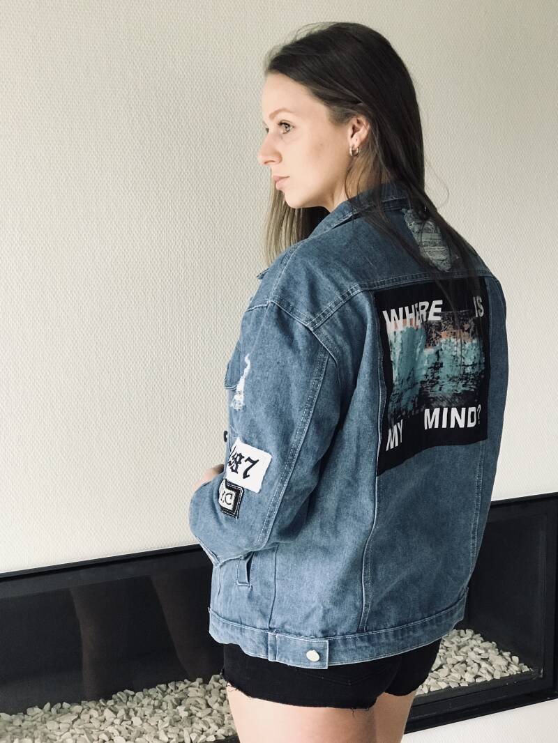 CARO | 'Where is my mind' jacket - FESTIVAL COLLECTION