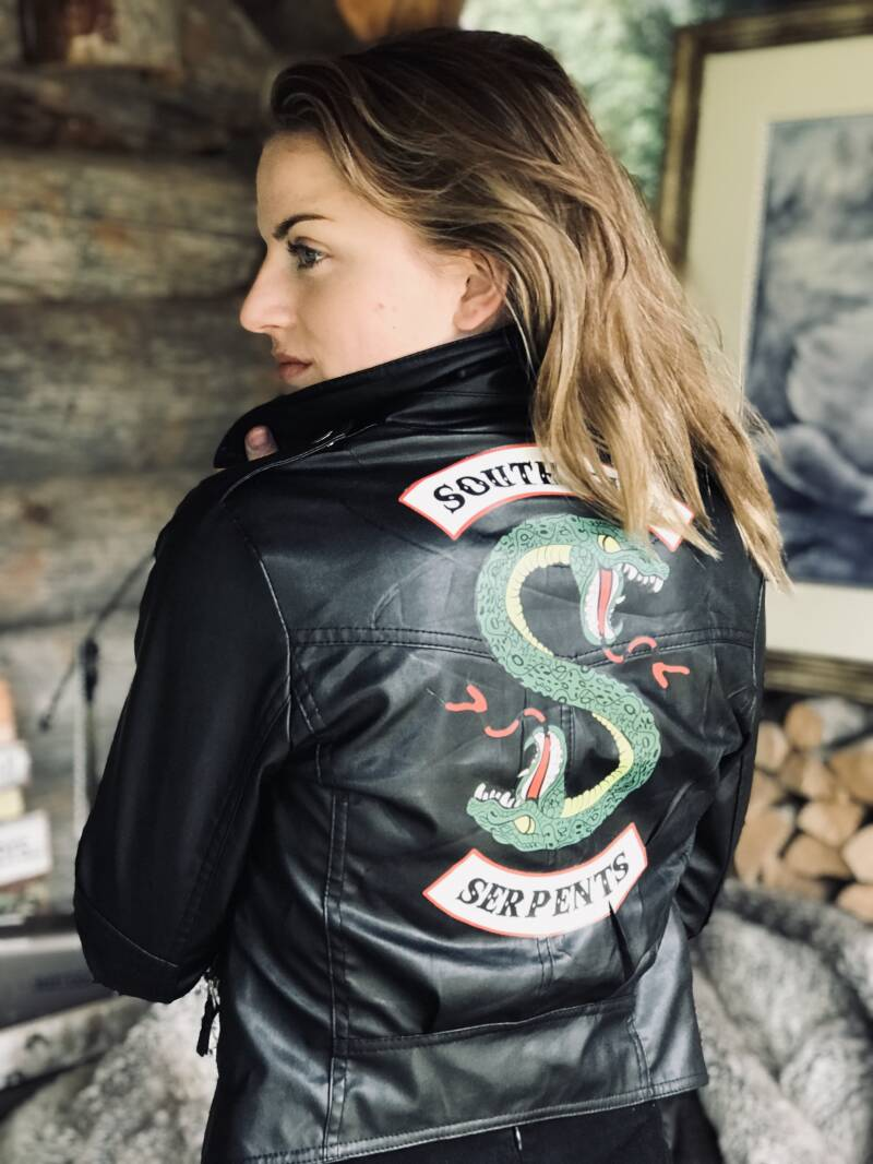 LIZ | south side serpent jacket - FESTIVAL COLLECTION