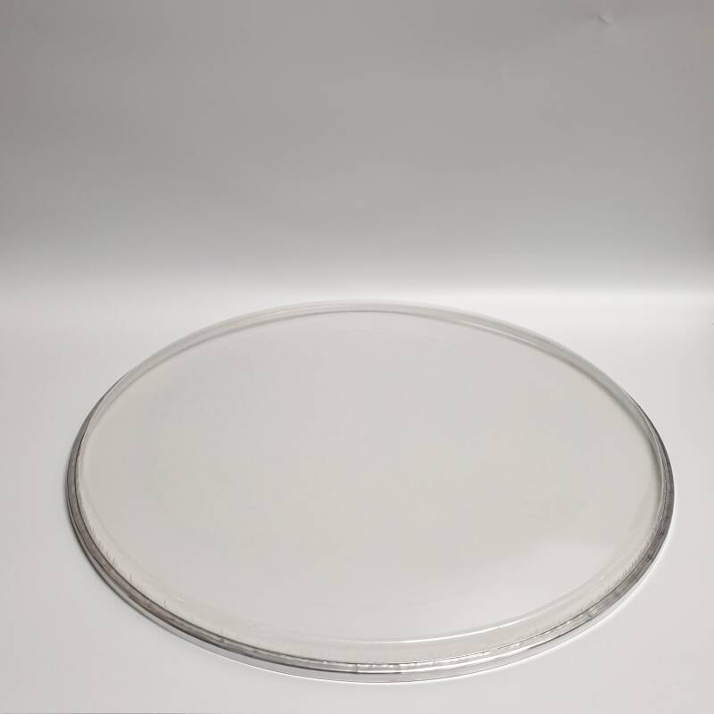"""20"""" dubbellaags clear/2 ply clear"""