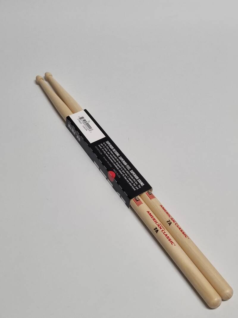 Vic Firth 7A Hickory
