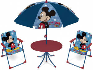 Mickey Mouse tuinset 4-delig