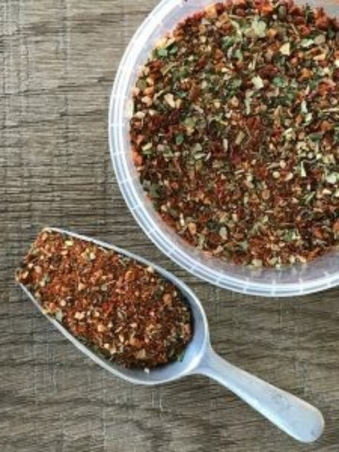 Chimichurri mix (100 gram)