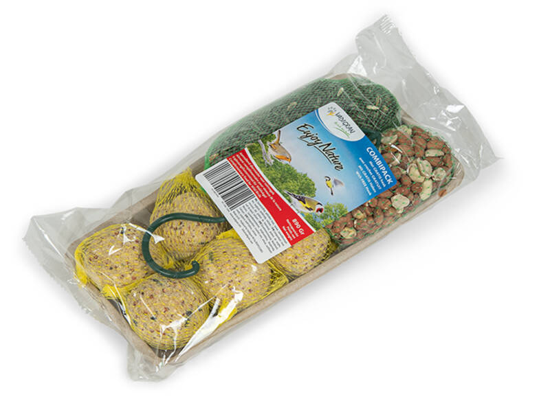 Enjoy Nature Combipack 890g