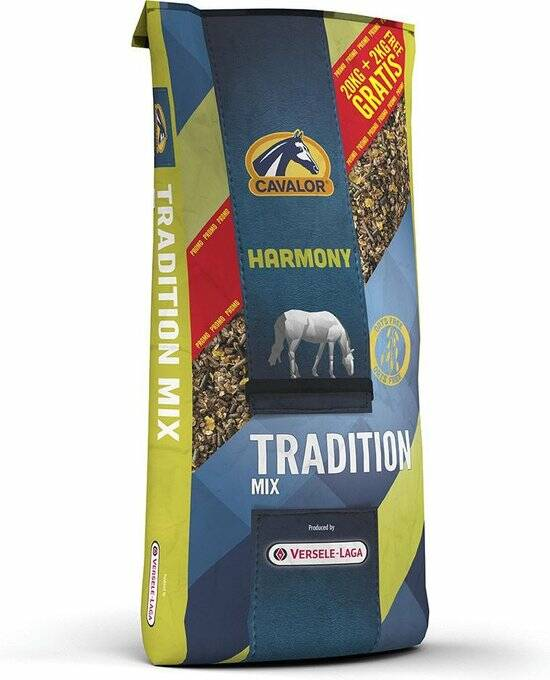 Cavalor Tradition Mix PROMO 20+2 kg