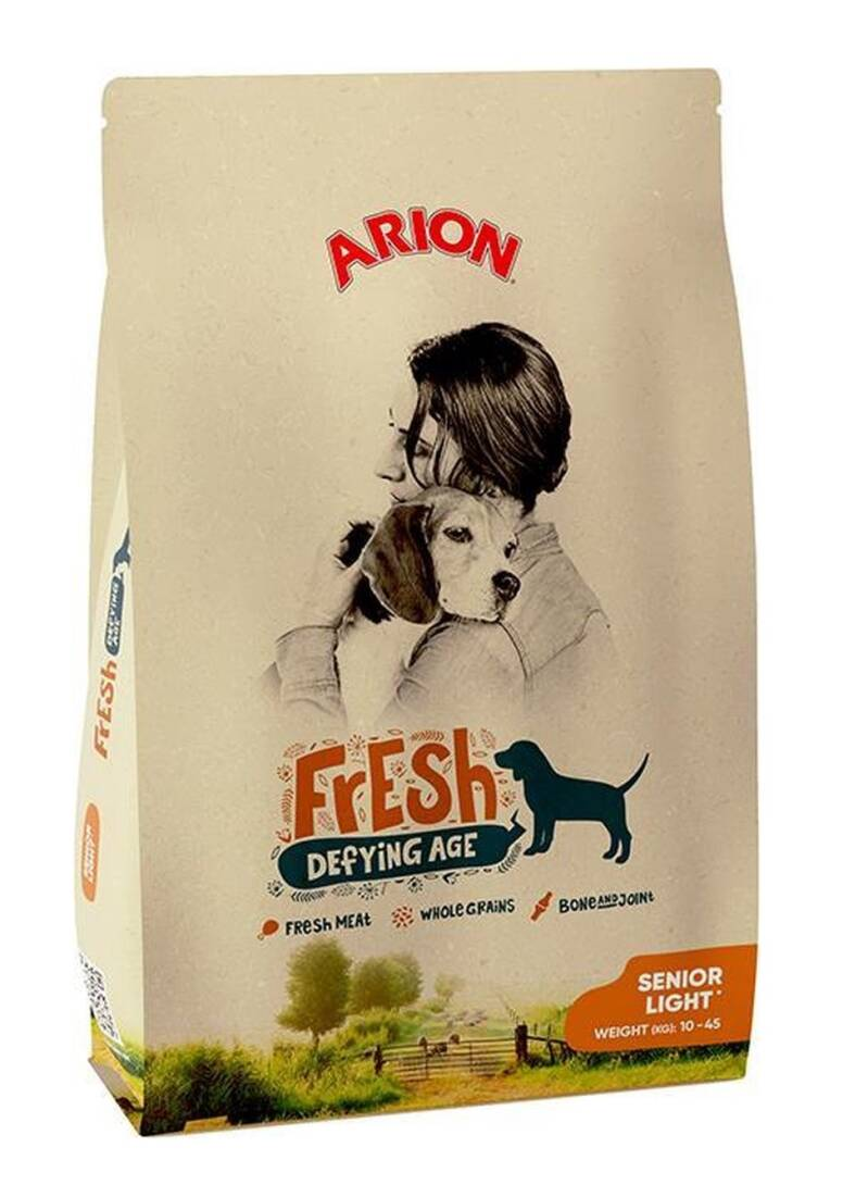 Arion Fresh Senior Light 12kg