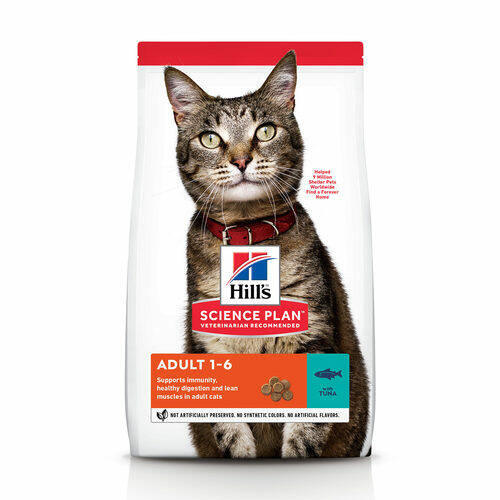 Hill's Feline Adult Tuna 1,5kg