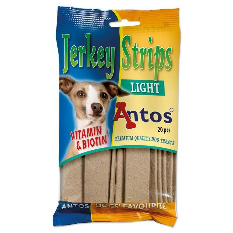 Antos Jerkey Strips Light 20st