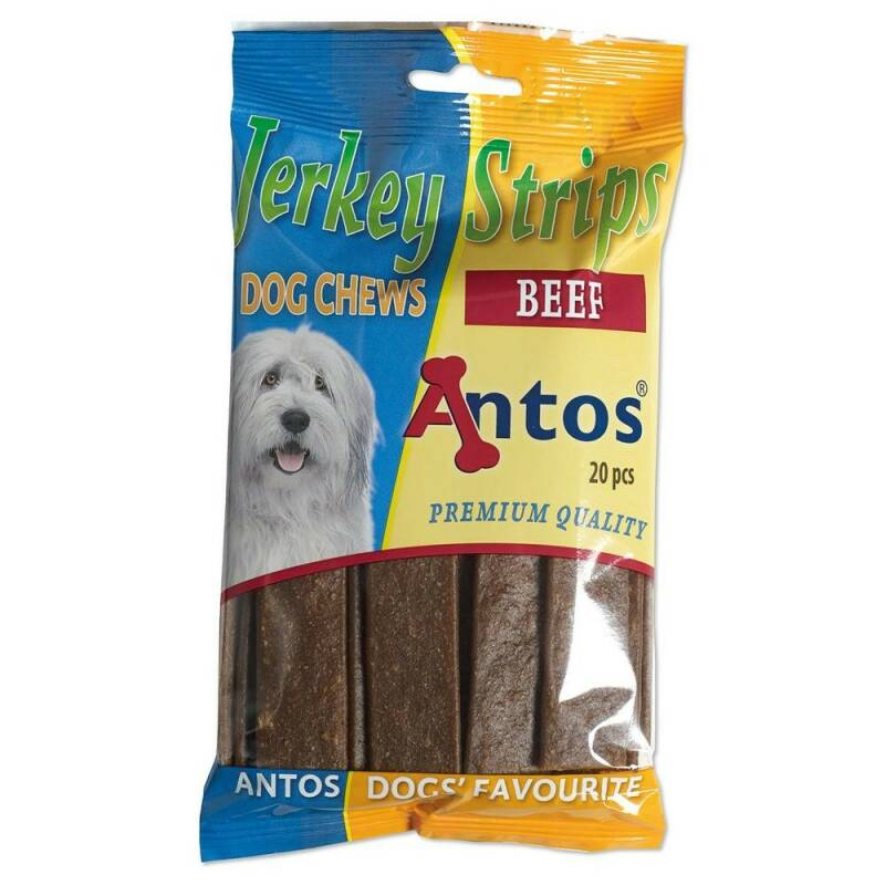 Antos Jerkey Sticks Rund 20st